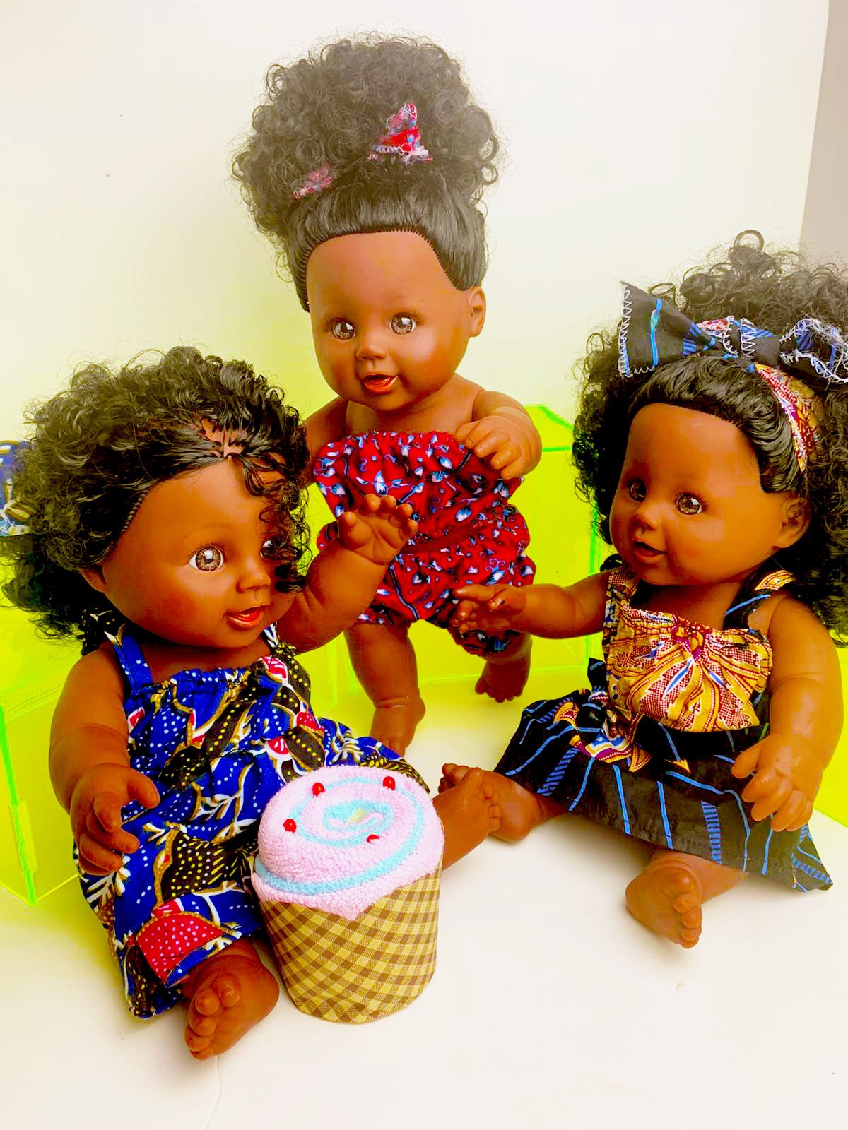 Ima Group Dolls