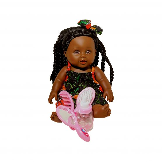 Tokunbo Doll top, pants play set