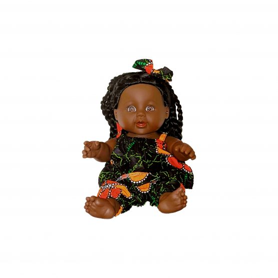 Tokunbo Doll top and pants