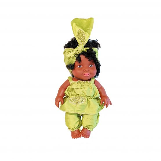 Itoro Doll Top and Pants